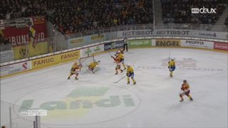 Hockey - National League: Bienne - Davos (5-1) [RTS]