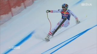 Ski alpin - Kitzbühel: résumé de la mythique Streif [RTS]