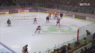Hockey - National League: Berne - Lausanne (4-3) [RTS]