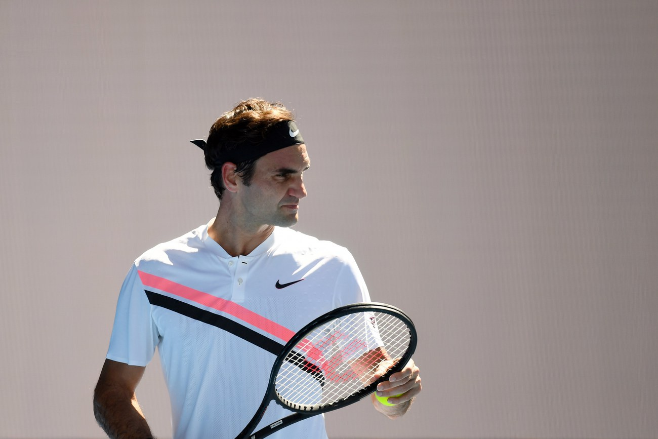 Federer s'est imposé en 2 heures et 2 minutes de jeu