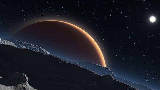 La planète Mars [© pitris - Fotolia]