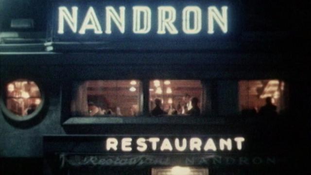 La gastronomie lyonnaise en 1971. [RTS]