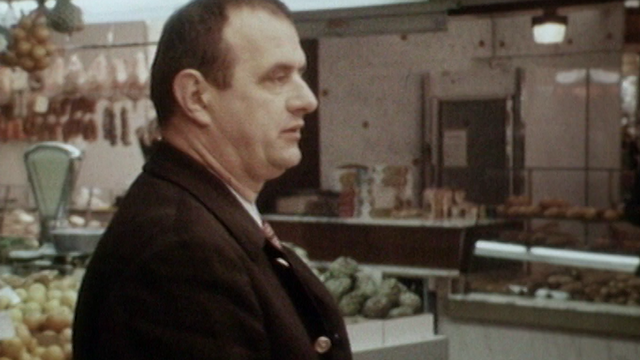Paul Bocuse en 1971. [RTS]
