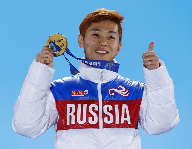 Viktor Ahn ne verra pas PyeongChang. [David J. Phillip - Keystone]