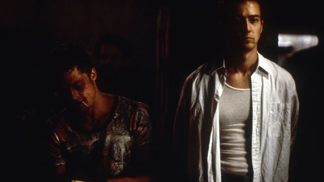 """Fight Club"", 1999, un film de David Fincher. [Fox 2000 Pictures - AFP]"