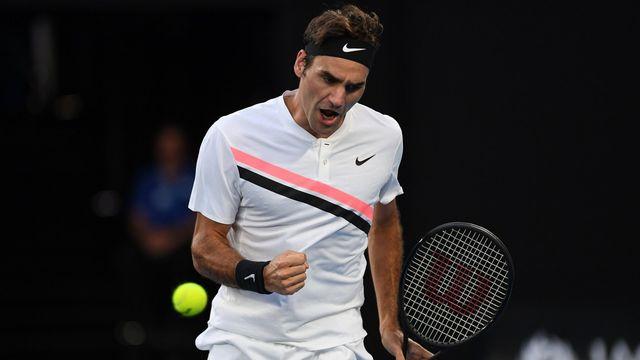 Roger Federer peut briguer une sixième couronne à Melbourne. [Lukas Coch - Keystone]