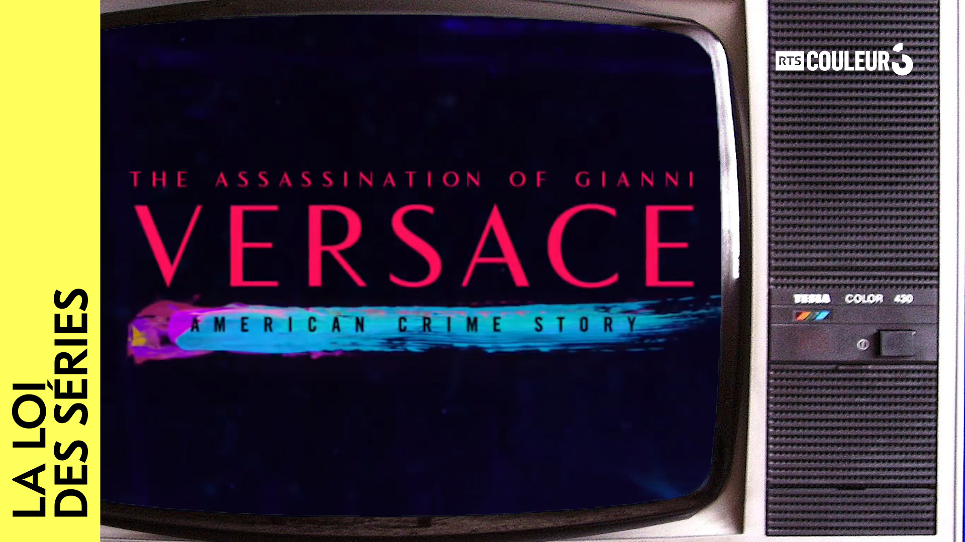 La loi des séries - American Crime Story: The Assassination of Gianni Versace