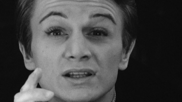 Claude François en 1964. [RTS]