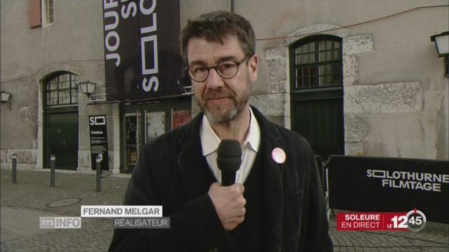 53èmes Journées de Soleure: interview du réalisateur Fernand Melgar [RTS]