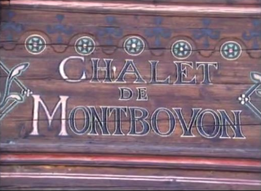 Chalet de Montbovon