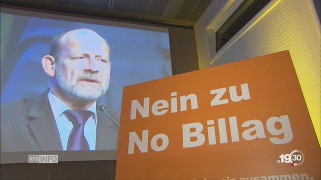 """Assemblée du PDC : non à """"No billag"""" [RTS]"""