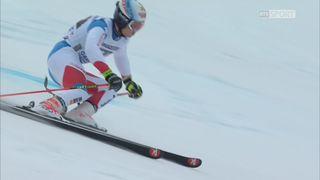 Garmisch (ALL), Géant messieurs, 1re manche: 5e place pour Loïc Meillard (SUI) [RTS]