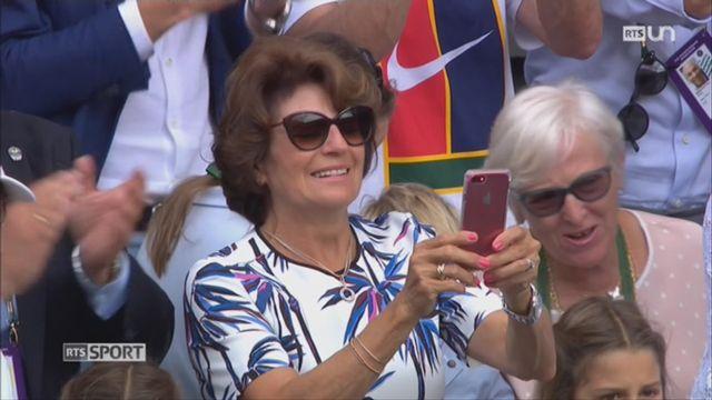 Roger Federer: son entourage joue un rôle essentiel dans sa carrière [RTS]