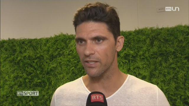 Victoire de Federer à l'Open d'Australie: les réactions du public [RTS]