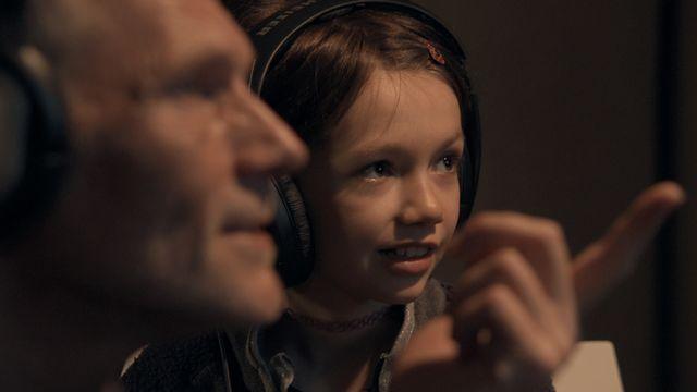 """La petite leçon de cinéma de Christian Frei, """"Heidi chez le bruiteur"""". [© Milos-Films SA - La Lanterne Magique]"""