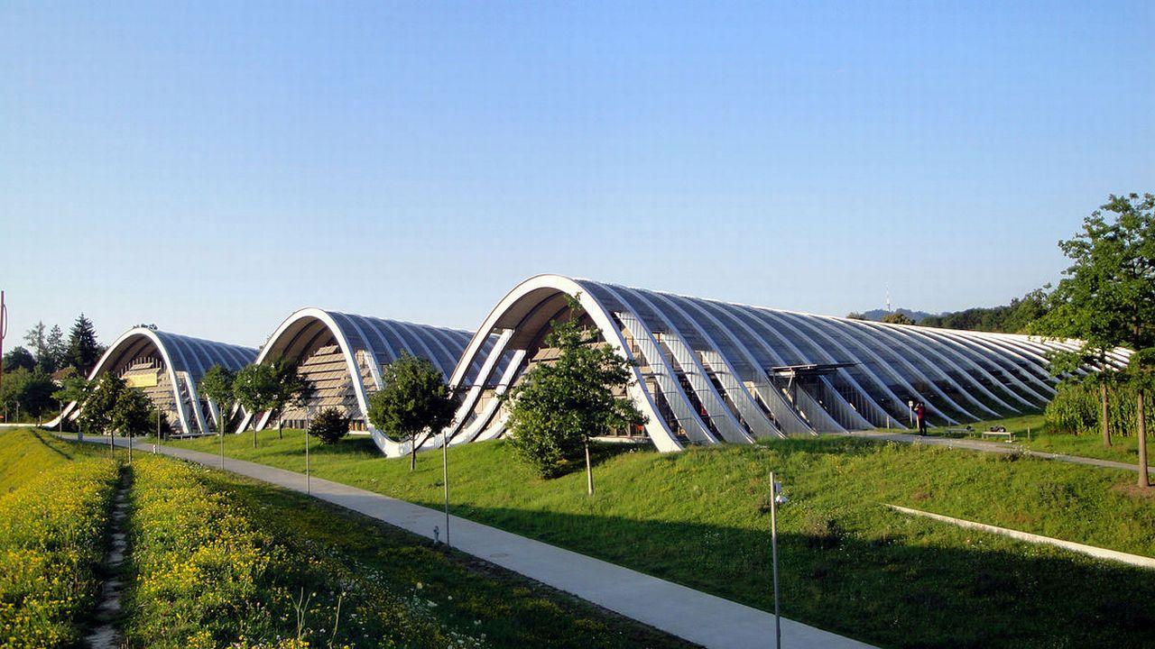 Centre Paul Klee de Berne. [Krol:k - Wikicommons]