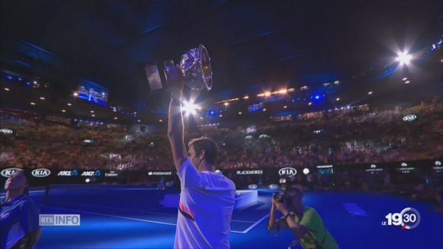 Roger Federer: éloges planétaires [RTS]