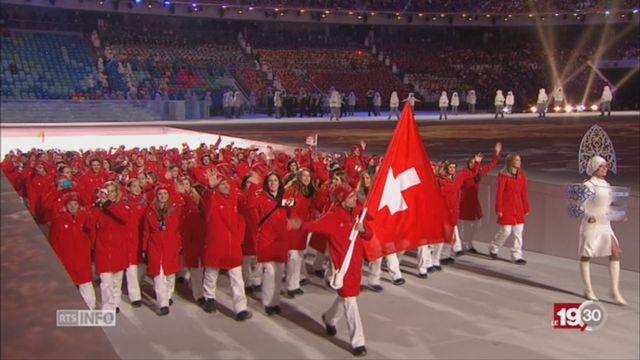 JO d'hiver: espoirs suisses de médailles [RTS]
