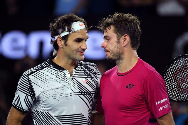 En Suisse, tous les athlètes n'ont pas le statut de Roger Federer ou de Stan Wawrinka. [Tracey Nearmy - EPA/Keystone]