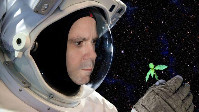 Cultiver des végétaux dans l'espace est un enjeu de la conquête spatiale. milkovasa Fotolia [milkovasa - Fotolia]