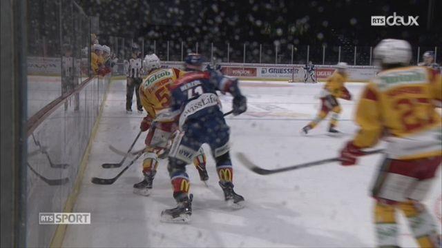 Hockey - National League: Zurich - Langnau (1-0) [RTS]