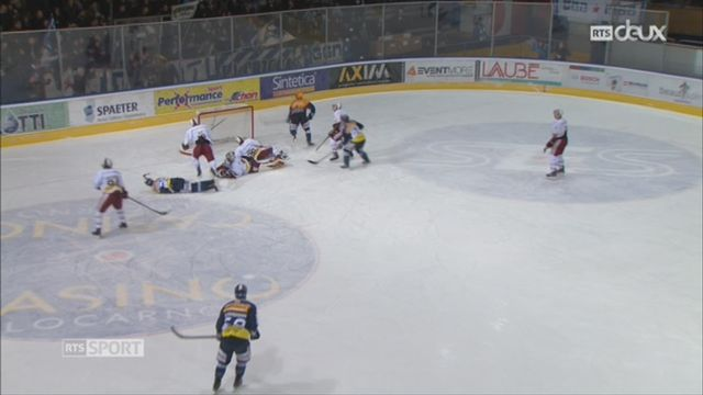Hockey - National League: Ambri-Piotta - Genève (5-2) [RTS]