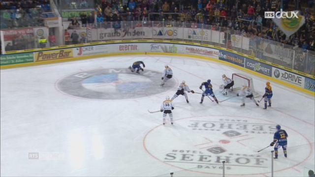 Hockey - National League: Davos - Lugano (1-2) [RTS]