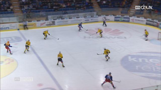 Hockey - National League: Kloten - Berne (0-2) [RTS]