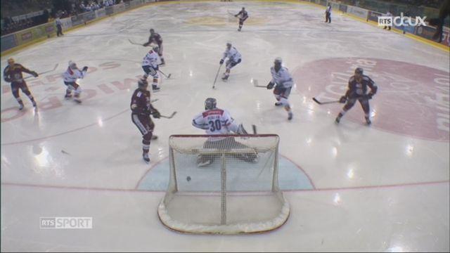 Hockey - NL (46e j.): Genève – Zurich (1-4) [RTS]