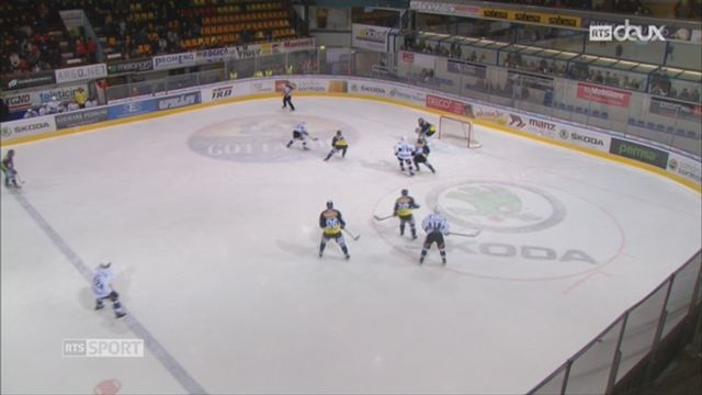 Hockey - NL (46e j.): Ambri-Piotta – Fribourg (4-3 ap) [RTS]