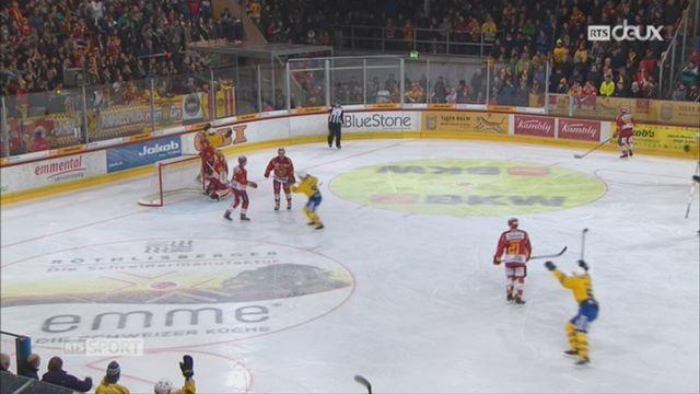 Hockey - NL (46e j.): Langnau – Davos (2-1) [RTS]