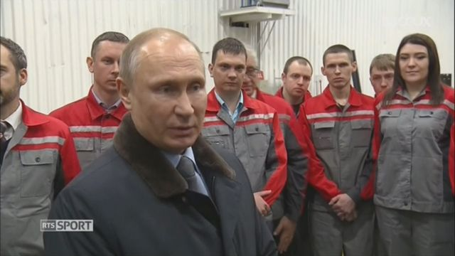 Le tribunal arbitral du sport annule les sanctions contre 28 athlètes russes [RTS]