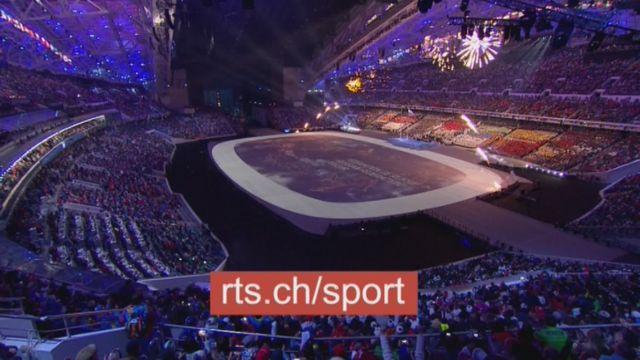 Vidéo concours Jeux Olympiques d'hiver PyeongChang 2018 [RTS]