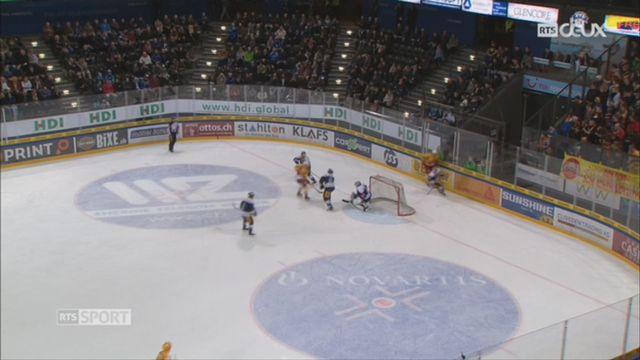 Hockey-NL, 47e journée: Zoug – Langnau (3-2) + Davos – Ambri-Piotta (2-3) + tableaux des résultats et classement [RTS]