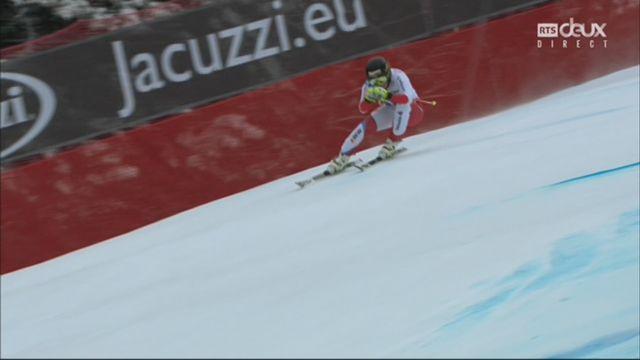 Garmisch (ALL), descente dames: la course de Lara Gut (SUI) [RTS]