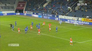 Football - Super League (20e j.): Lucerne – Lausanne-Sport (2-1) [RTS]