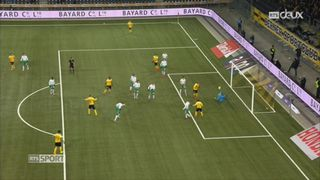 Football - Super League (20e j.): Young Boys – Saint-Gall (2-0) [RTS]