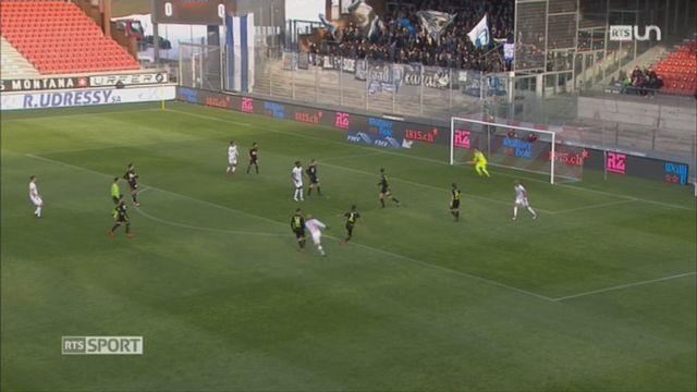 Football-Super League, 20e journée: Sion – Grasshopper (1-3) + itw de Gabri, entraîneur du FC Sion [RTS]
