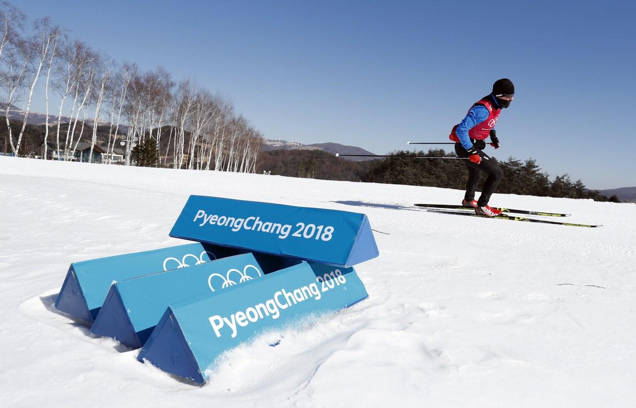 La trêve olympique entre les deux Corées — Jeux olympiques