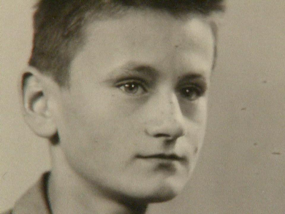 Jean Troillet enfant. [RTS]
