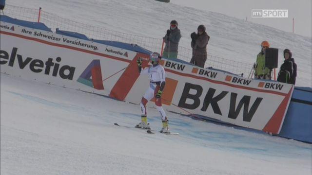 Davos (SUI), slalom géant messieurs: victoire de Marco OderMatt [RTS]