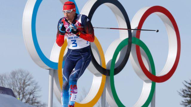 Le fondeur Alexander Legkov fait partie des 15 athlètes russes qui recourent devant le TAS. [Dmitry Lovetsky - Keystone]