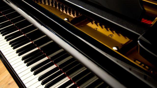 Piano de salon [© DeshaCAM  - Fotolia]