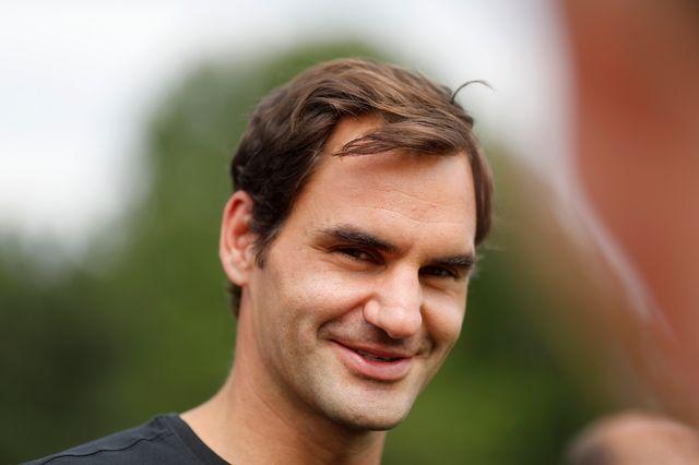 Federer peut redevenir numéro un mondial aux Pays-Bas. [Ng Han Guan - Keystone]