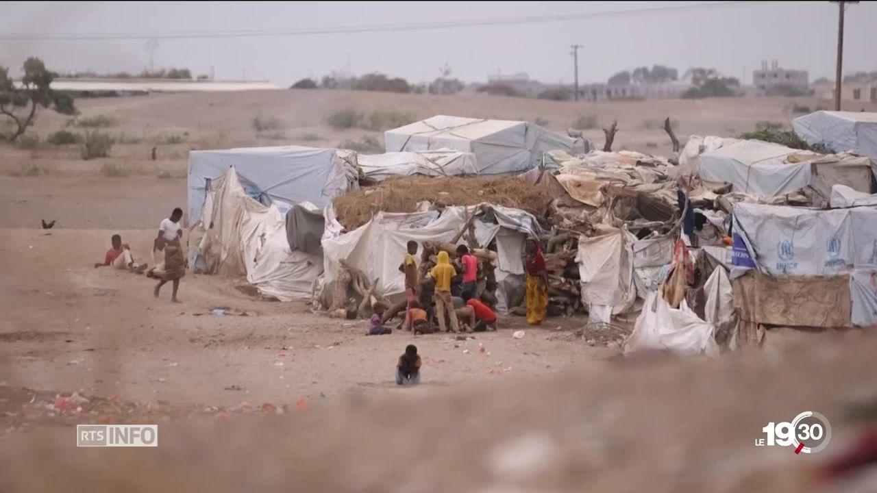 Yemen: crise humanitaire [RTS]