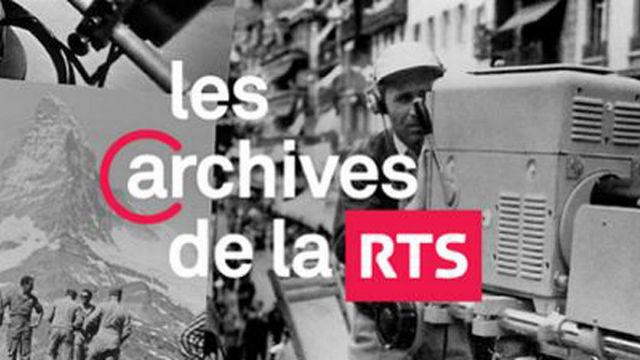 Le logo des archives. [rts.ch/archives - RTS]