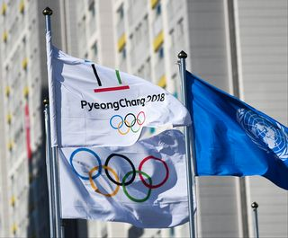 Enthousiasme modérée à la veille de l'ouverture des Jeux olympiques. [Alexander Vilf - Sputnik/AFP]