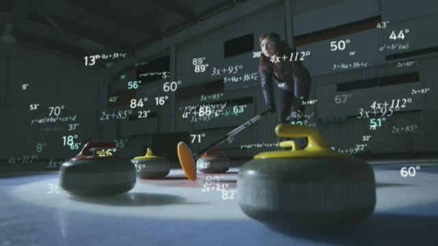 Comprendre le curling [RTS]