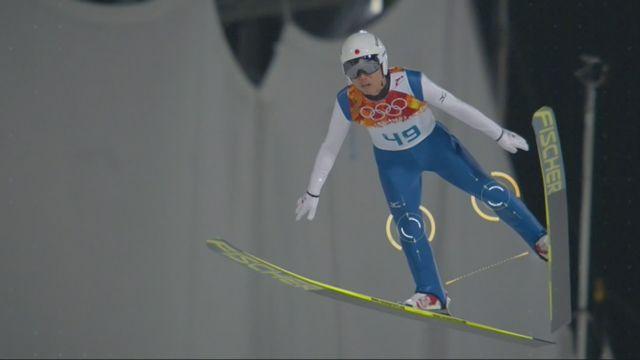 Comprendre le saut à ski [RTS]
