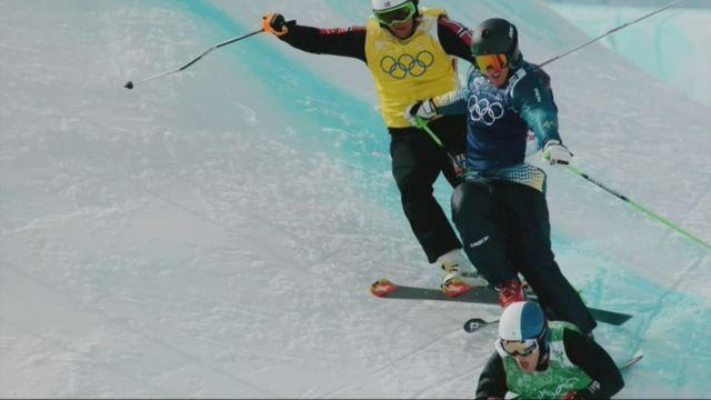 Comprendre le ski cross [RTS]